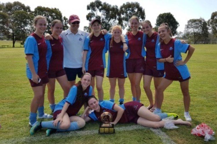 Tas Girls Football 4
