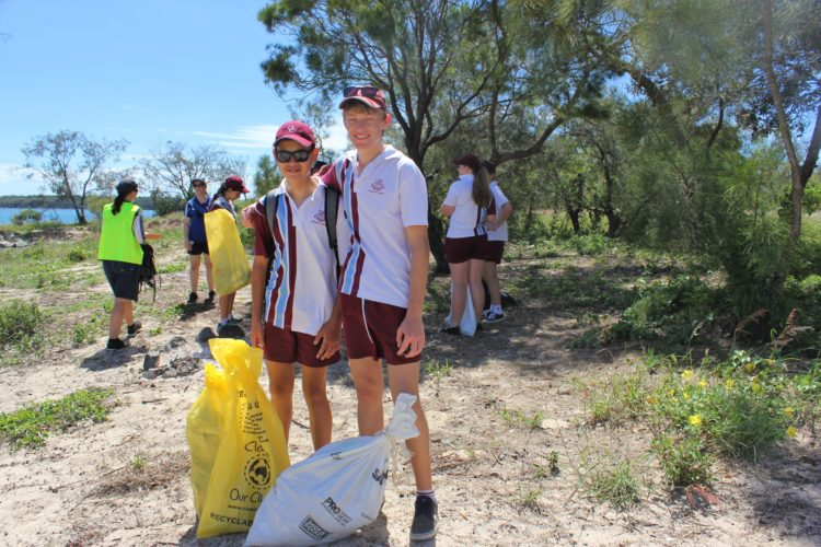 Marine Science Clean Up Australia Day 2018 4