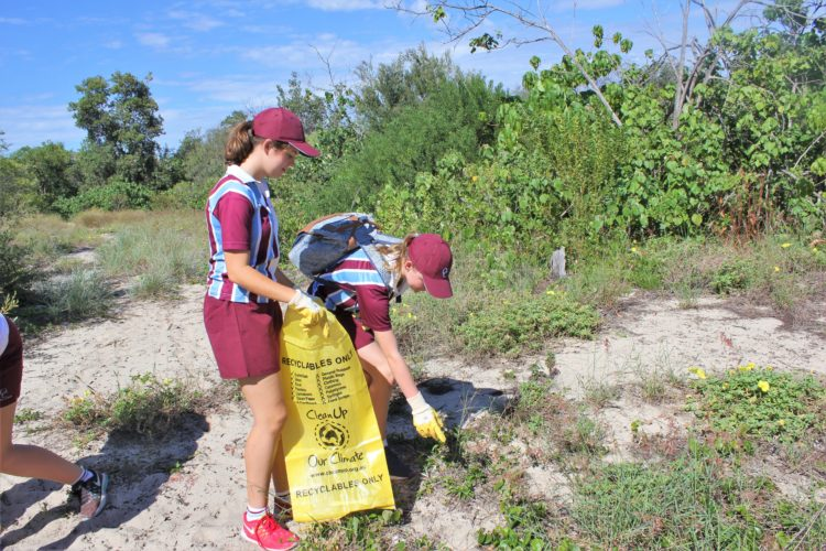 Marine Science Clean Up Australia Day 2018 5
