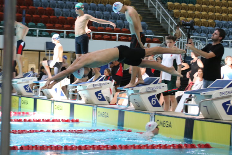 Tas Swimming 2018 2