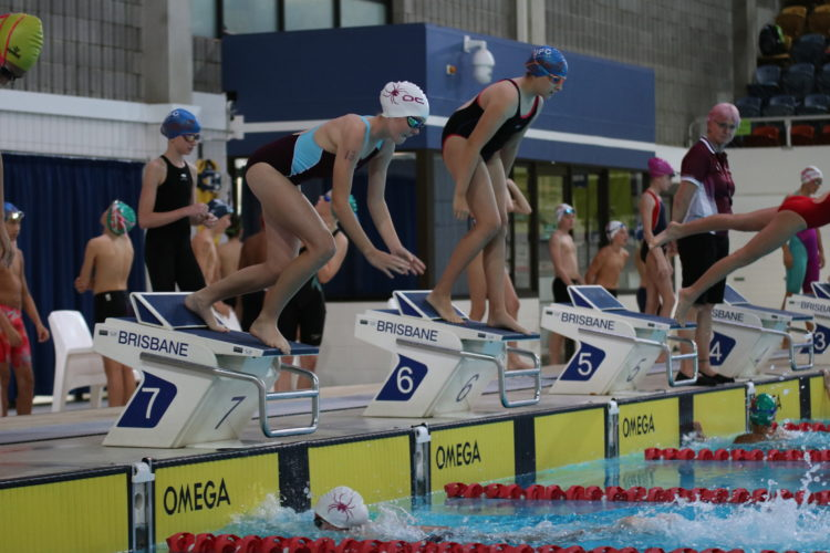 Tas Swimming 2018 3