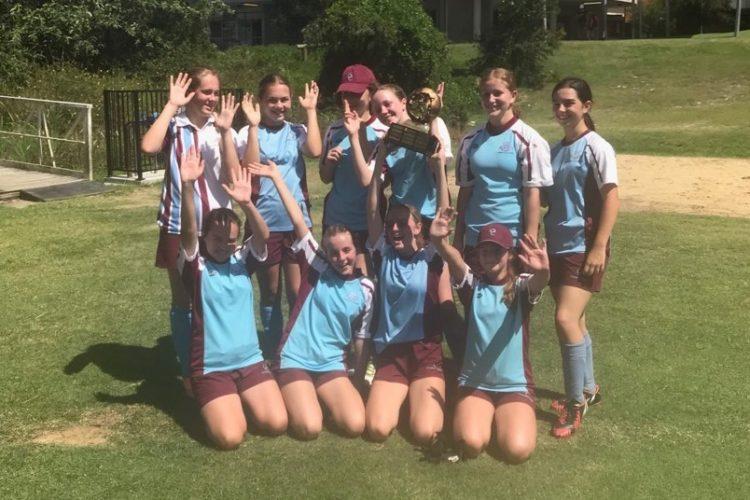 Tas Girls Football 2