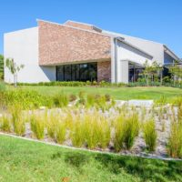 Ormiston-College-landscaping-to-Administration-Building