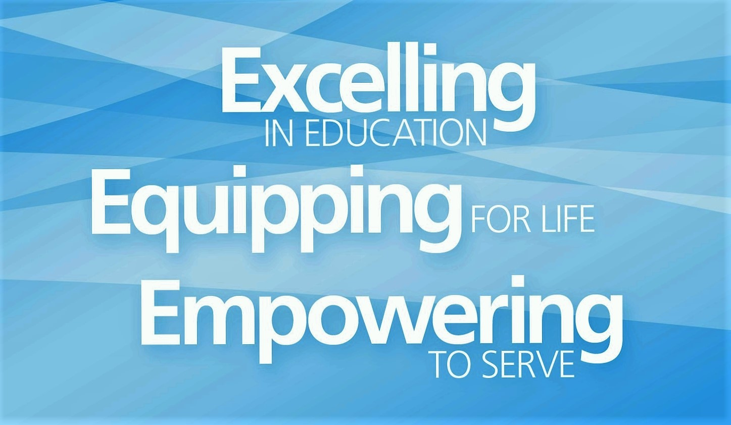 Excelling Equipping Empowering