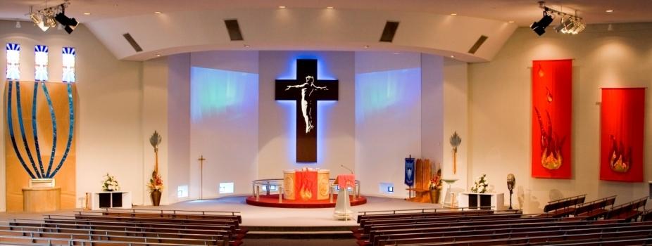 Redeemer Chapel Internal