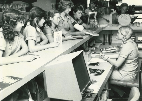 1981 Library In A Block