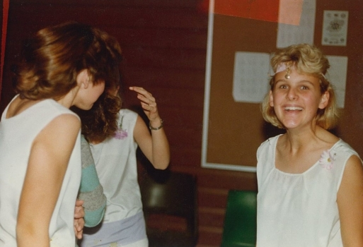 1985 Jane Simpfendorfer Thiele In Musical The Boyfriend