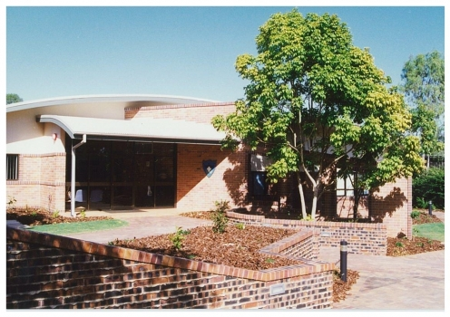 1992 Opening Of Administration Block