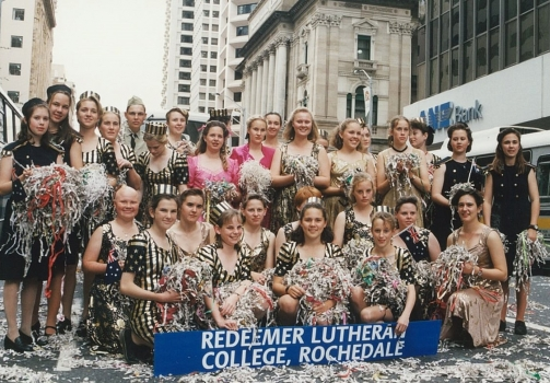 1995 Musical 1945 Students Victory Parade In The Pacific 50Th Anniversary