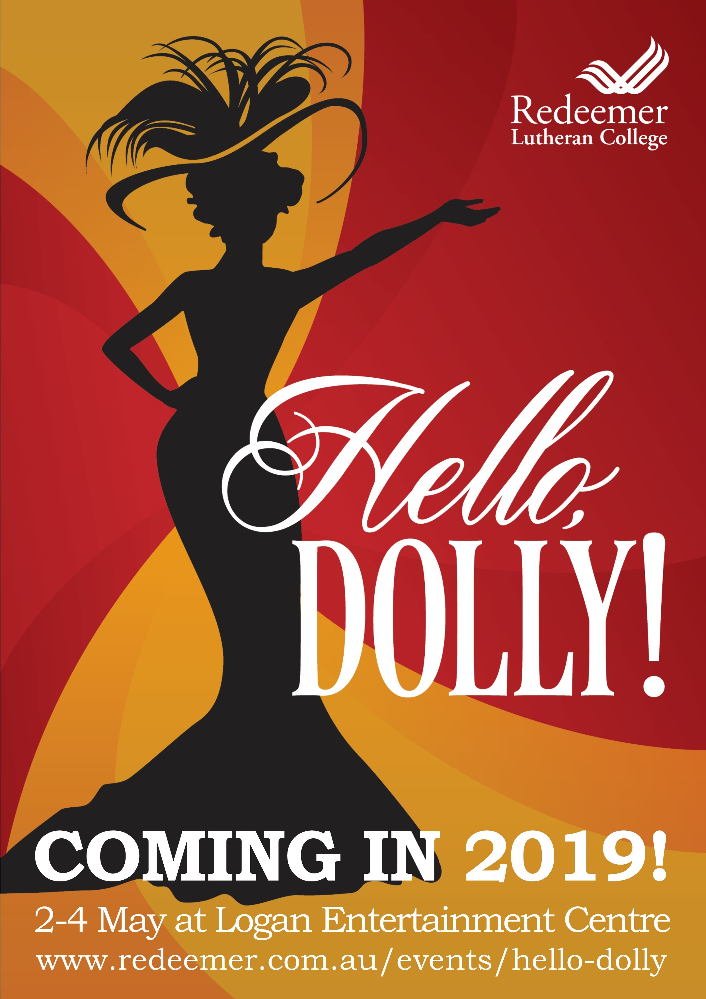 Hello Dolly Announcement