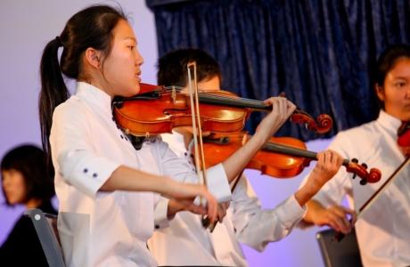 Becky Leung Concert Master
