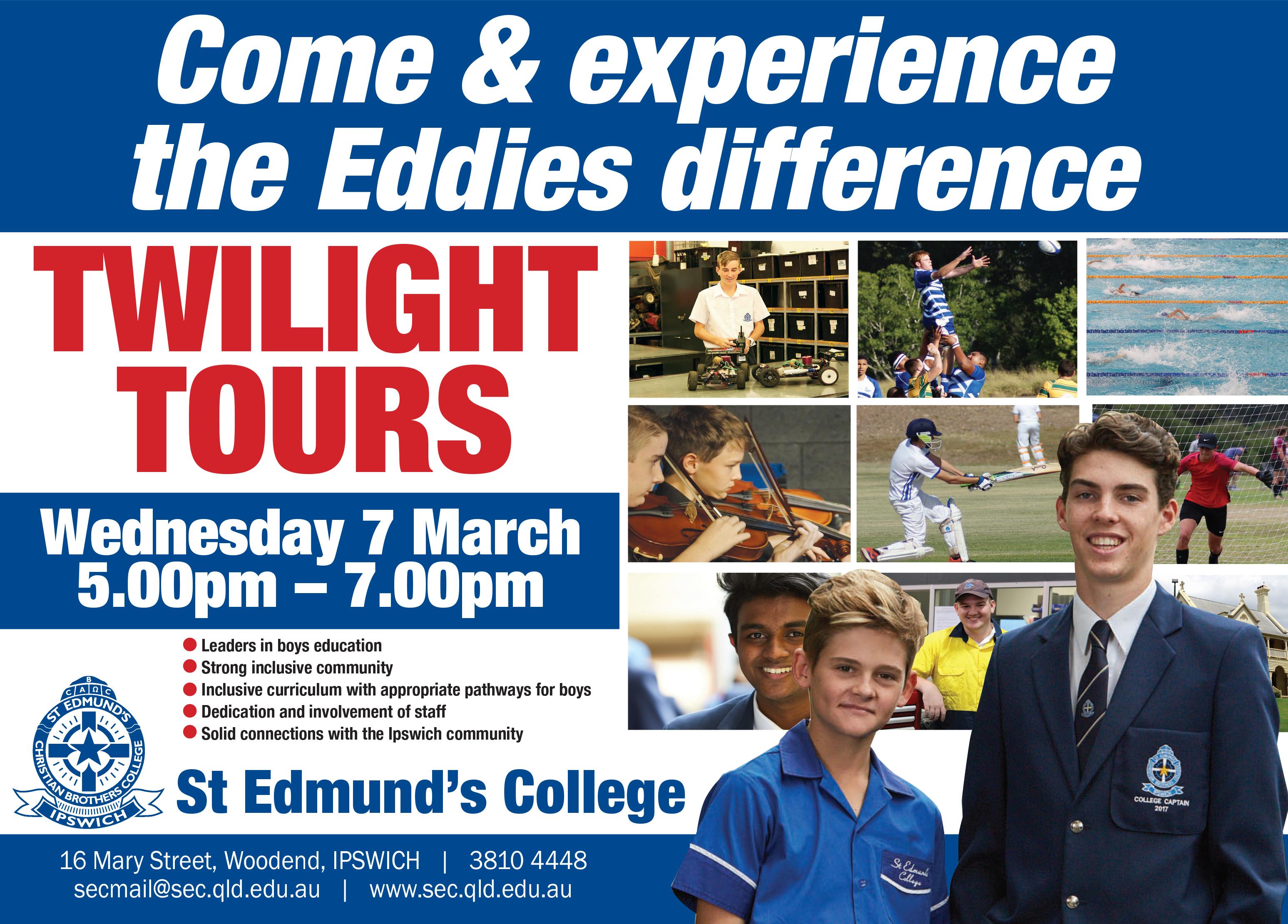 A Catholic Boys' School in the Edmund Rice… | St Edmund's College