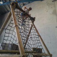 Climbing Ropes Planet Commando
