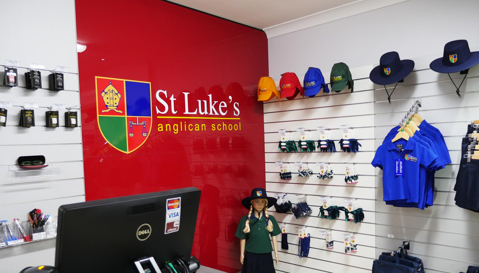3f080ec9c4 Uniform Shop. The School ...