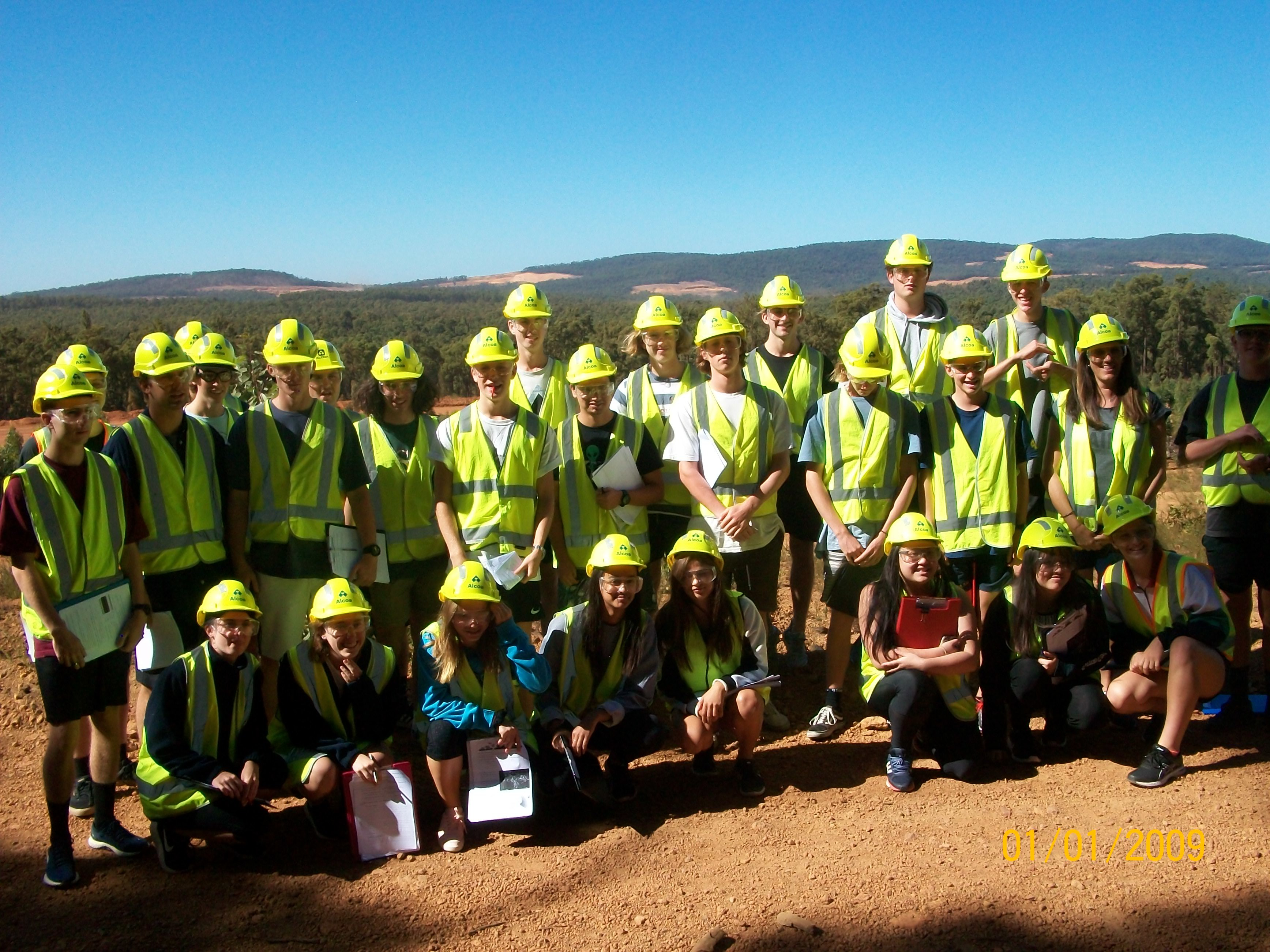 Year 12 Geography Camp | St Mark's Anglican Community School