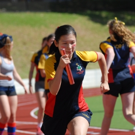 Toorak College House Athletics 7
