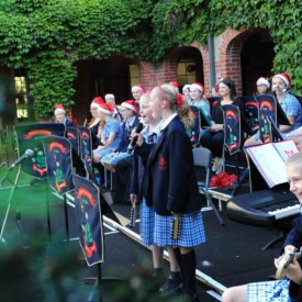 Carols In Cloisters 7