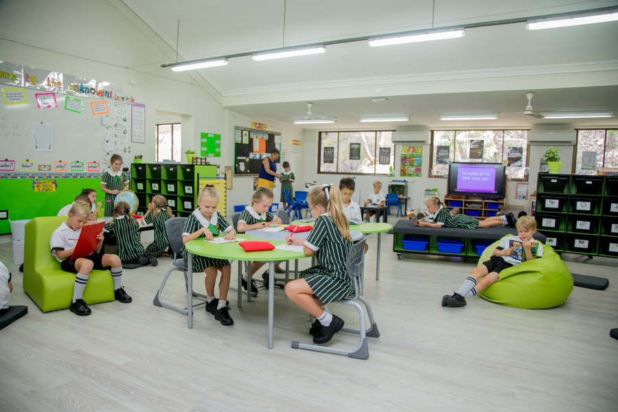 Innovative Primary Classrooms ~ Innovative learning spaces
