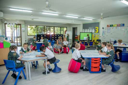 Innovative Elementary Classrooms ~ Innovative learning spaces