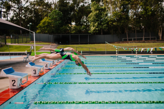 Swimming and trinity aquatic club - Deans community high school swimming pool ...