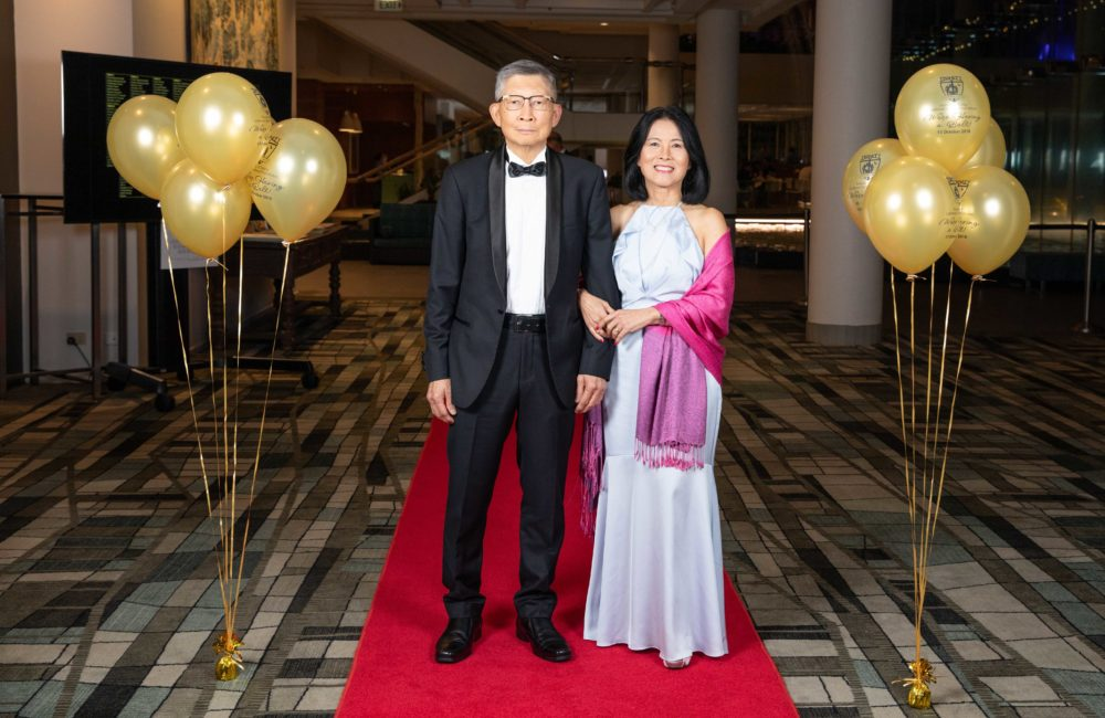 A Night to Remember: The 2018 Friends of Trinity Lutheran College Foundation Ball