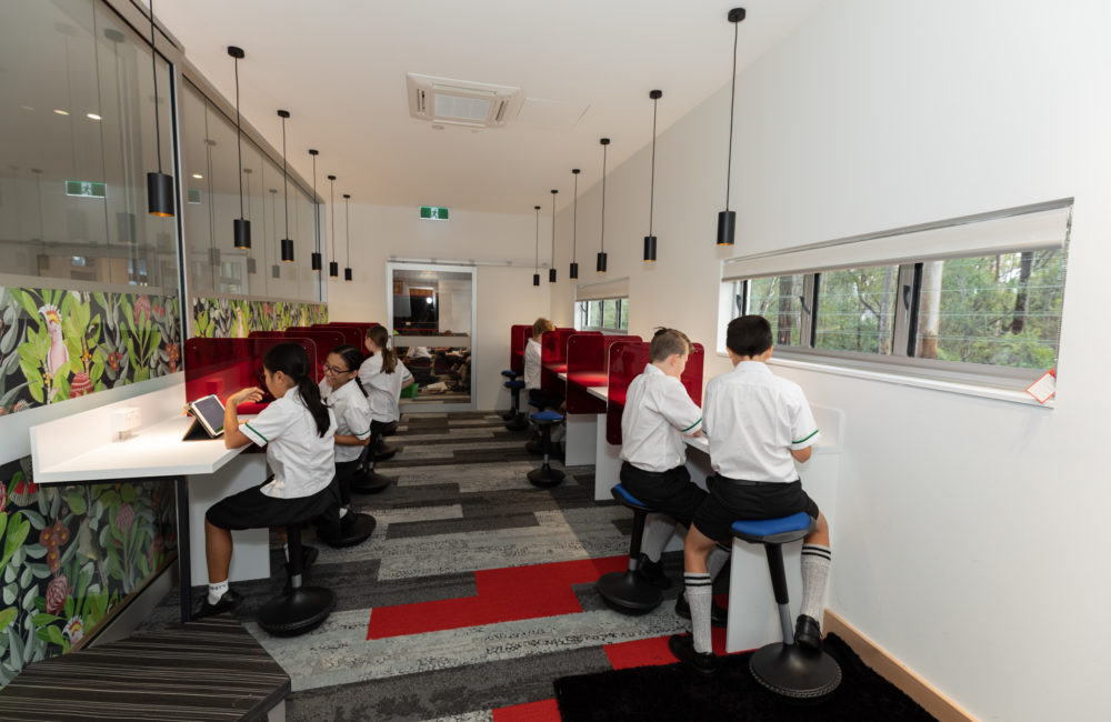 Flexible Learning Spaces: Prioritising Future-Focused Learning