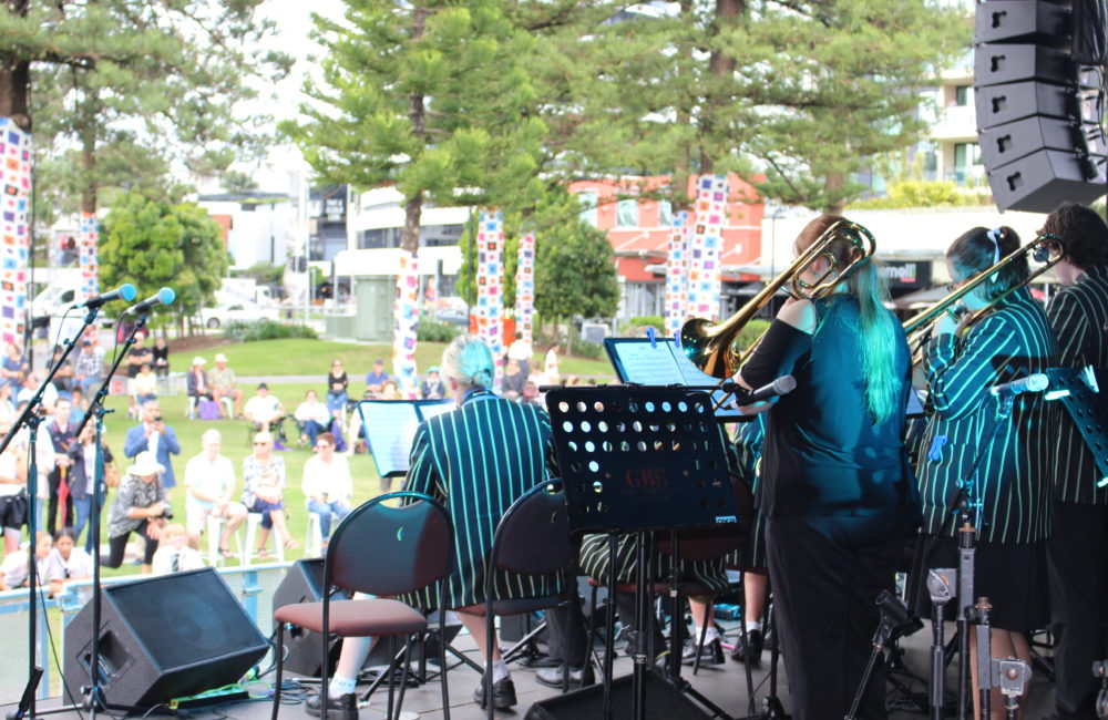 Trinity Shines at Blues on Broadbeach!
