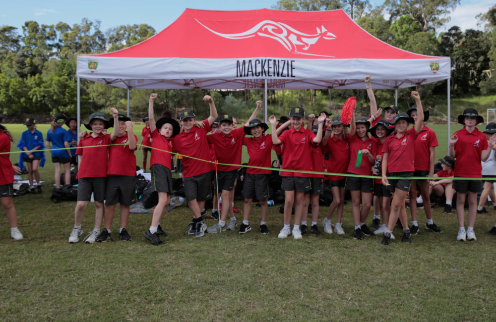 2019 Years 4 to 6 Inter-House Athletics Carnival