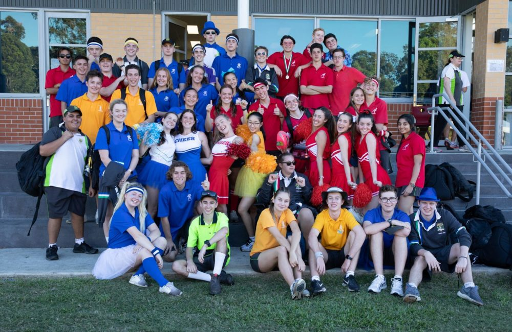 2019 Years 7 to 12 Inter-House Athletics Carnival