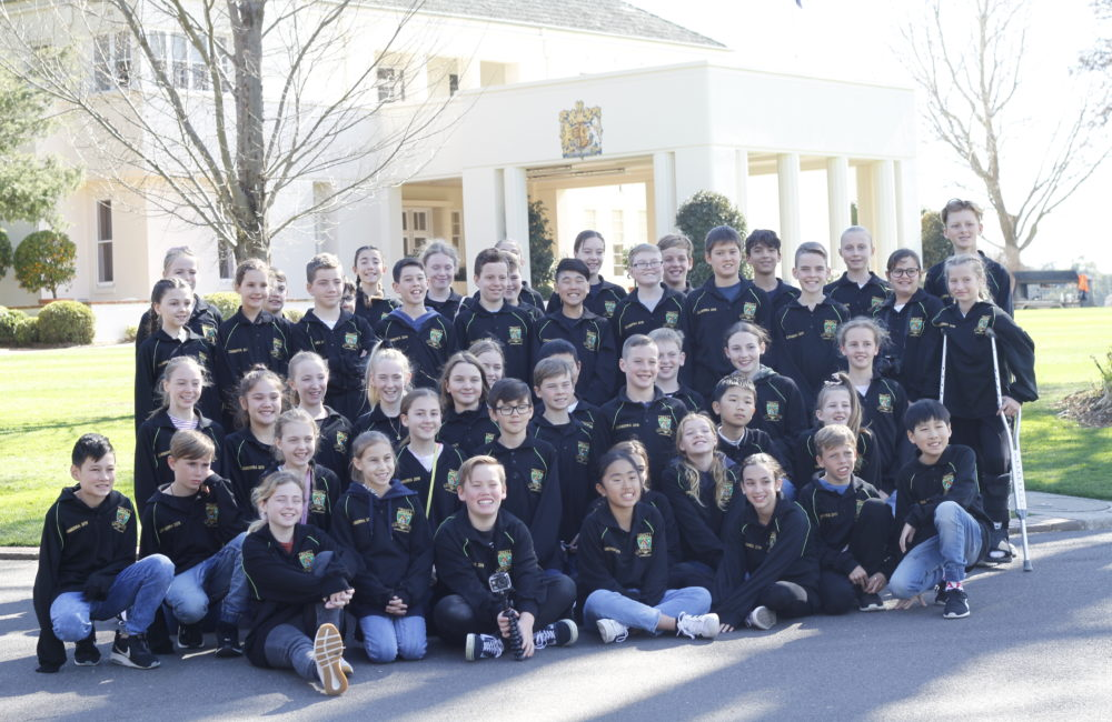 Year 6 on Tour: Canberra 2019