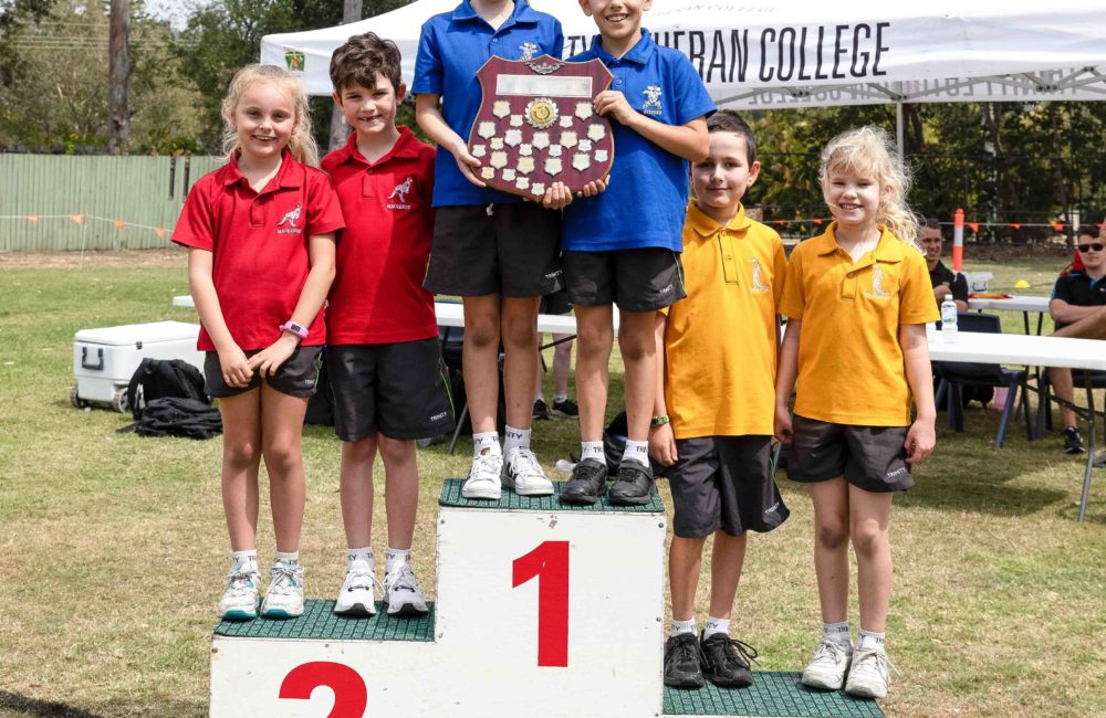 P-3 Athletics Carnival