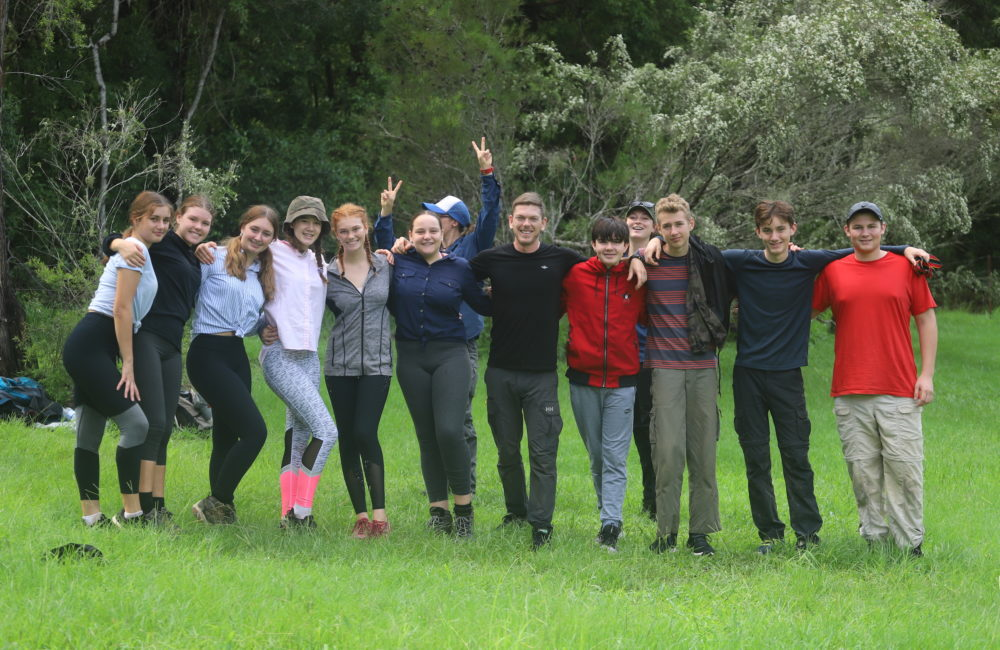 2020 Year 10 Camp to Outward Bound Australia, NSW
