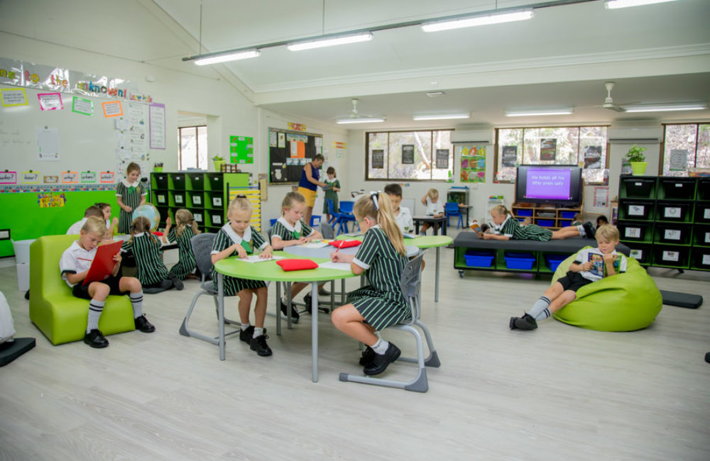 Our Junior Years Students love their new learning spaces