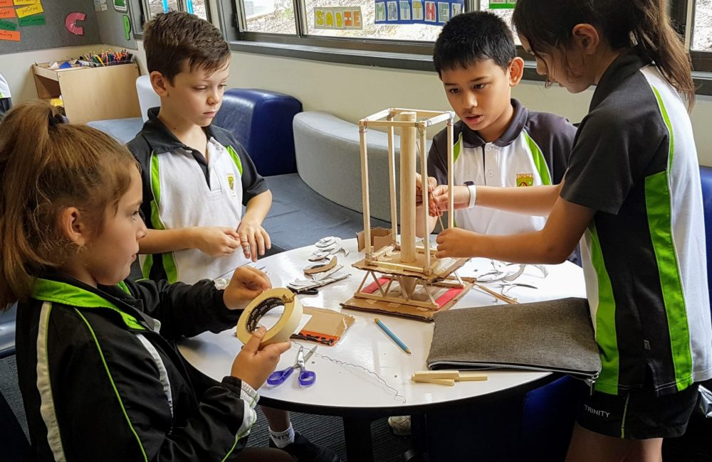 New Early and Junior Years STEM Program