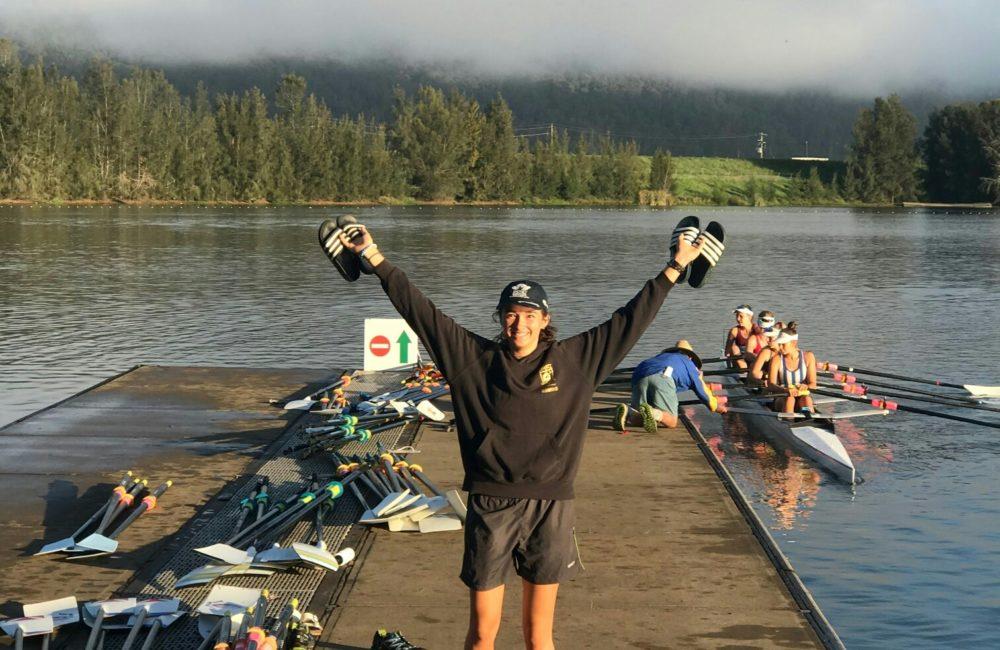 Trinity Lutheran College Rowers Shine at Sydney International Rowing Regatta 2018