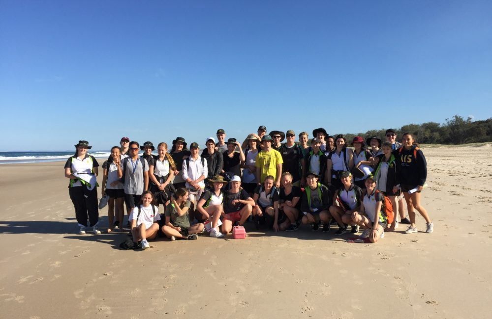 Year 11 Biology – Hastings Point Field Trip