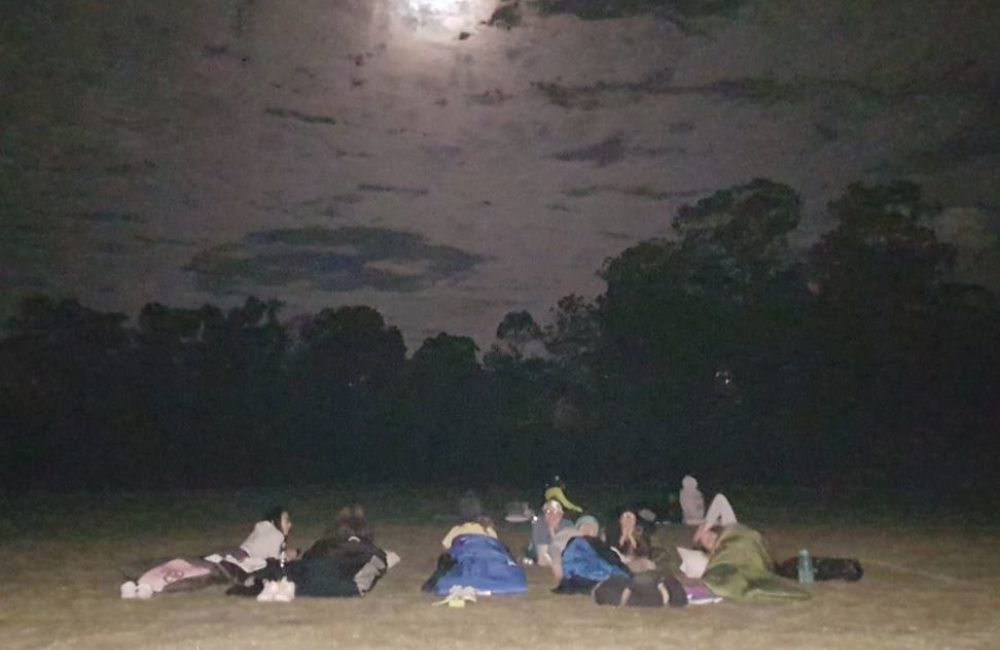 The Importance of Opening our Eyes to the Needs of Others - Year 11 Vinnies Sleepout