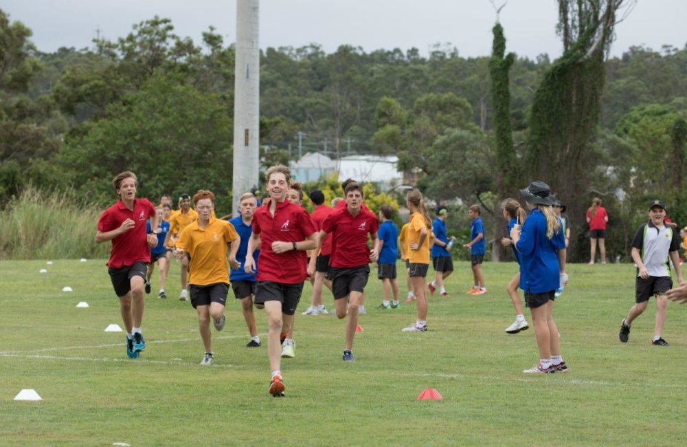 Motivated and Committed Students on Display at our 2017 Inter-House Cross Country Carnival!