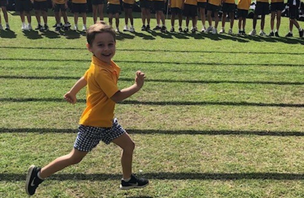 The Prep - Year 3 Inter-House Athletics Carnival: Experiencing enjoyment, achievement and personal challenges!