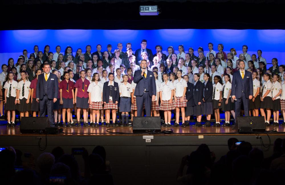 2019 Lutheran Schools Vocal Workshop and Concert