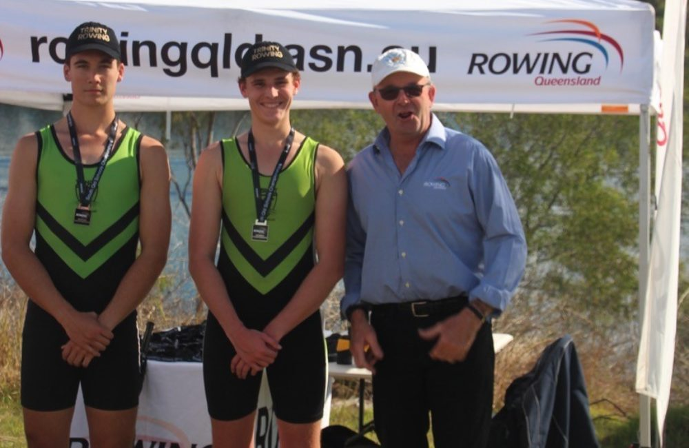 Rowing Success at the South QLD Rowing Championships!