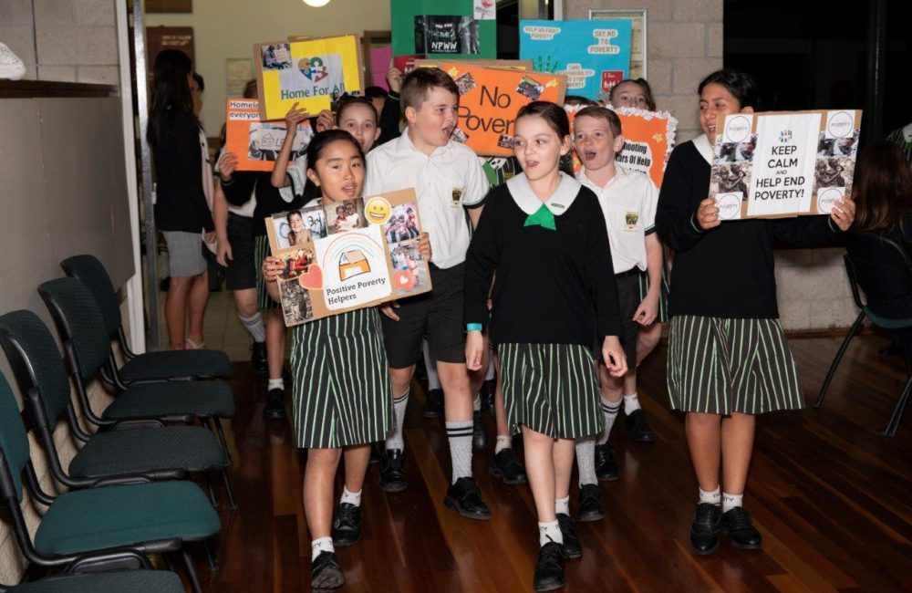 2018 Year 5 Exhibition: Sustainable Goals.