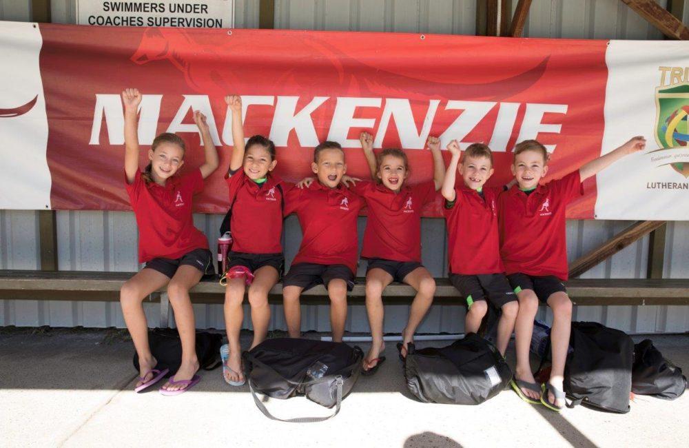 Our Junior Swimming Superstars!