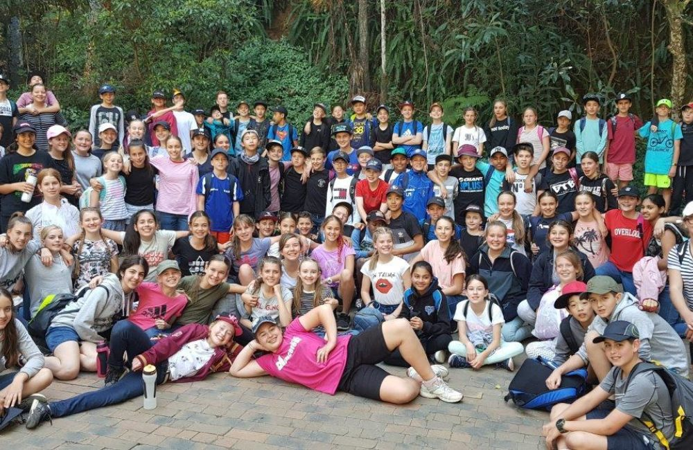 The Year 7 Camp Goodenough Experience!