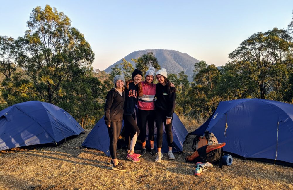 Year 9 Camp Kokoda: The Abyss and Solo Challenges