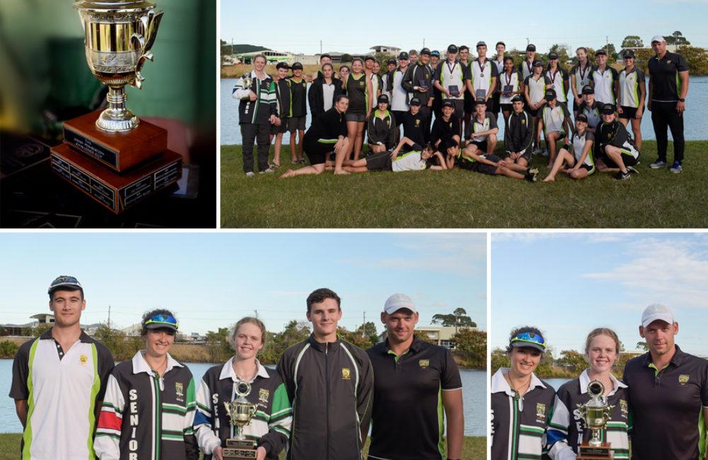 Outstanding Local Rowing Regatta Season