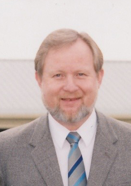 Past Principal Jerry Smith, 1991-2003