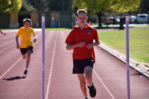 2018 Athletics Carnival Secondary 3