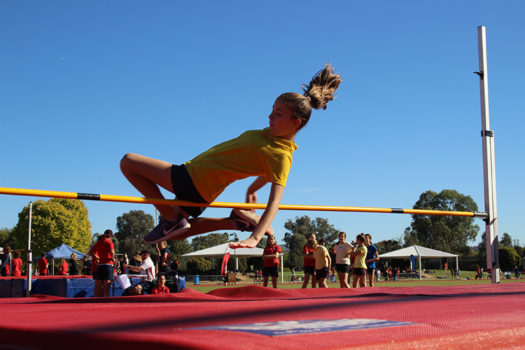2018 Athletics Carnival Secondary 7
