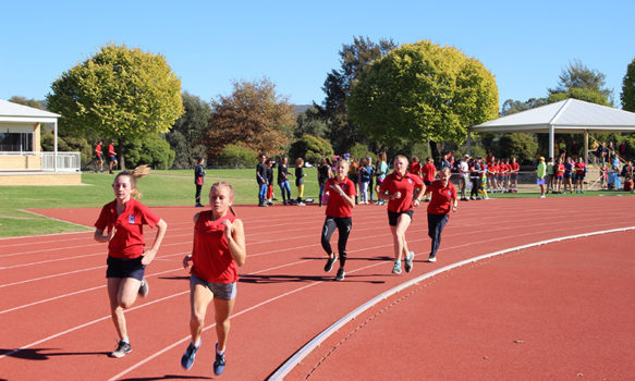 2018 Athletics Carnival Secondary 8